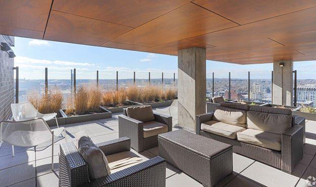 14th Floor Rooftop Terraces