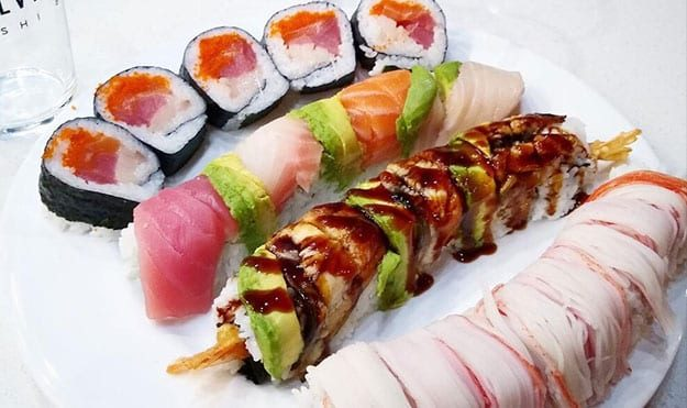 Wolverine Sushi Bar